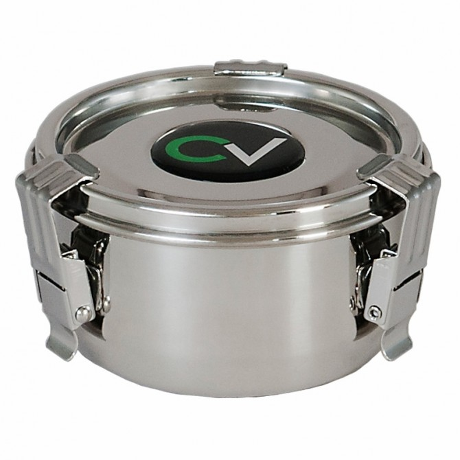 Small CVault Humidity Curing Storage Container